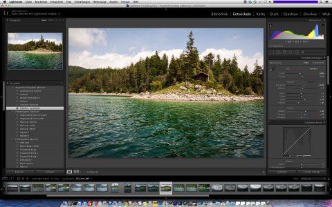 Bild: Und schon steht Adobe mit Lightroom und einem Wechselangebot zur Creative Cloud in der Tür.
