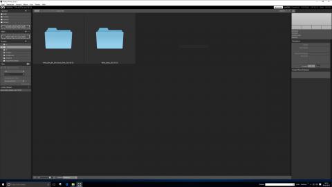 Bild: Der Dateimanager von onOne Perfect Photo Suite 9.5.