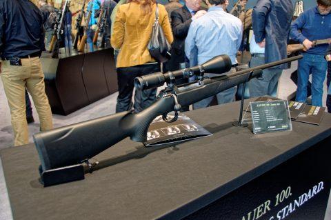 Bild: Sauers neues Einsteigermodell S100