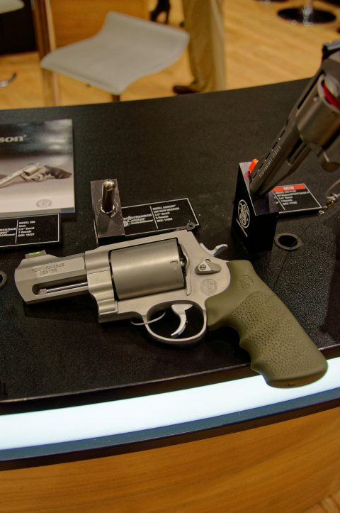 Bild: Smith & Wesson im Kaliber .500 S & W Magnum.