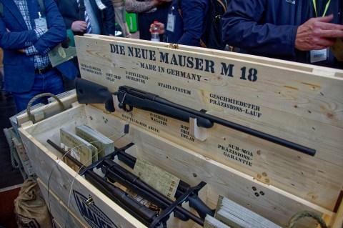 Bild: Die neue M18 von Mauser.