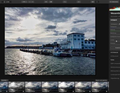 Software: Skylum Luminar 4 – Ein Kurztest unter macOS 10.15.1 Catalina
