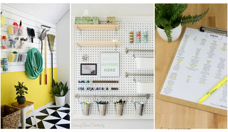20 Mind-Blowing Organization Ideas
