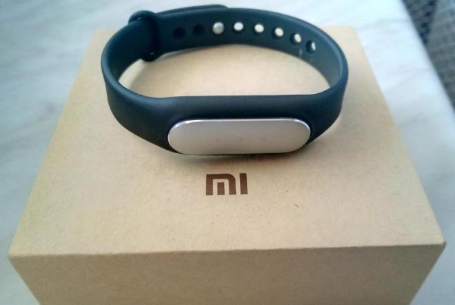 fitness náramek Xiaomi