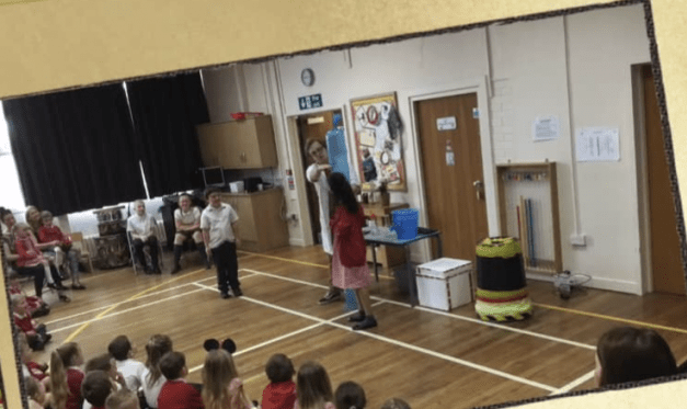 An Assembly Full Of Science