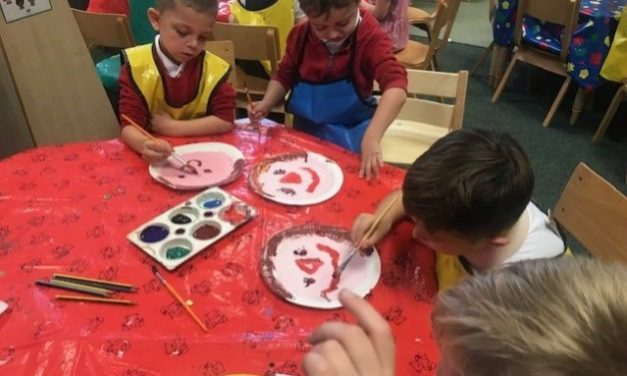 Painting with the Butterflies