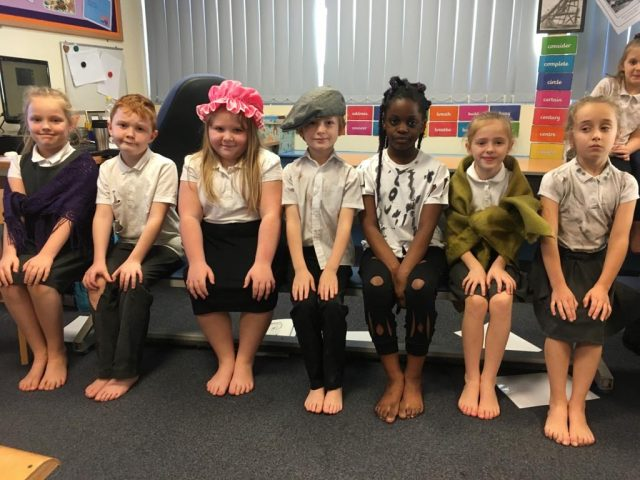 Hedgehogs Class Assembly – Our Mining Community