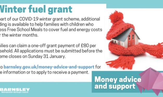 Winter fuel grant deadline approaching