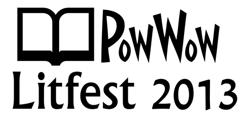 PowWow LitFest 2013