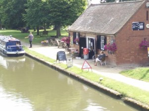 Hatton Locks Cafe