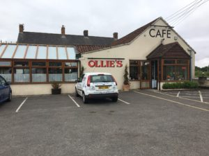 Ollies Cafe - Burnham On Sea