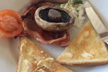 Packington Moor Farm Full English Breakfast