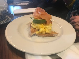 The Junction - Salmon and Avacado (1)
