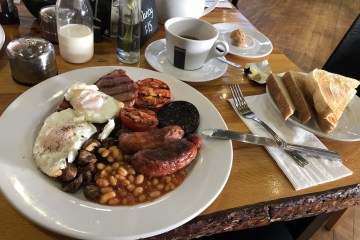 Buzzards Valley Full English