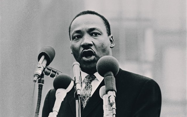 Martin Luther King Jr S