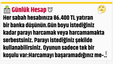 Photo of Günlük Hesap
