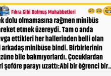 Photo of Fıkra Gibi Dolmuş Muhabbetleri
