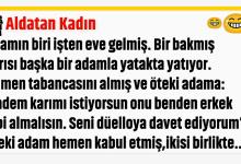 Photo of Aldatan Kadın
