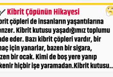 Photo of Kibrit Çöpünün Hikayesi