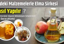 Photo of Evdeki Malzemelerle Elma Sirkesi Nasıl Yapılır?