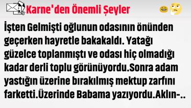 Photo of Karne'den Önemli Şeyler