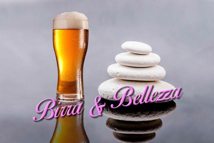La birra ti fa bella
