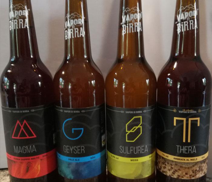Birre Vapori di Birra