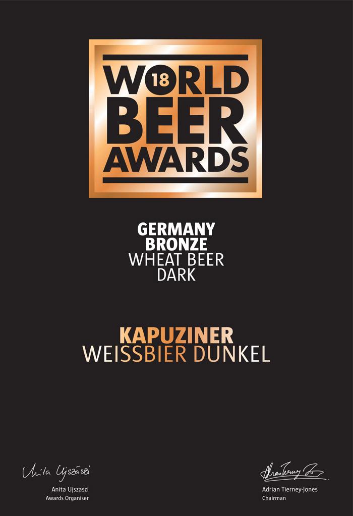 kulmbacher Bronzo Kapuziner