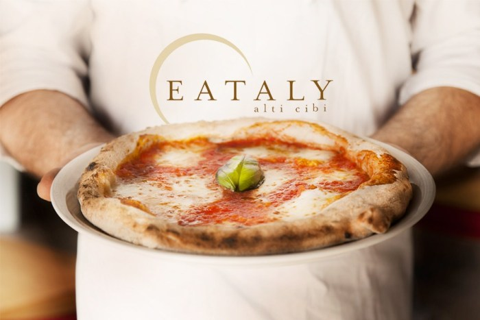 La nuova Pizza Eataly: giro d'Italia in 10 pizze