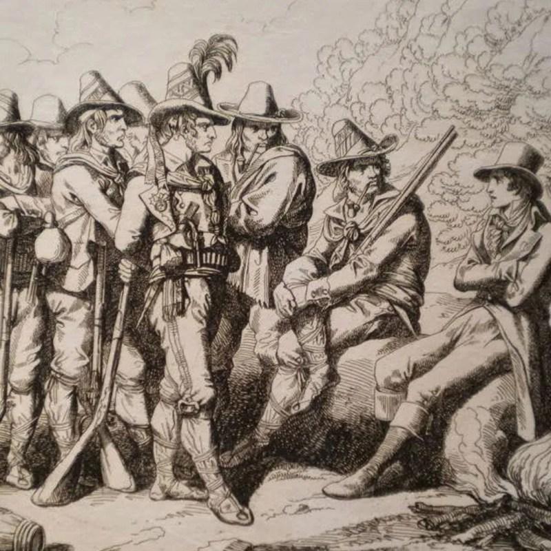 1860: il brigantaggio postunitario nello Stato Pontificio - Birra dei Briganti