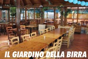 Il Giardino della Birra Milano zona 3 Ortica