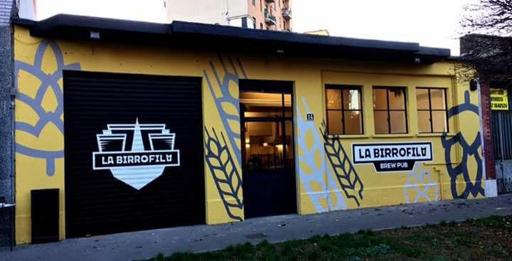 La Birrofila Brewpub Milano Zona 5