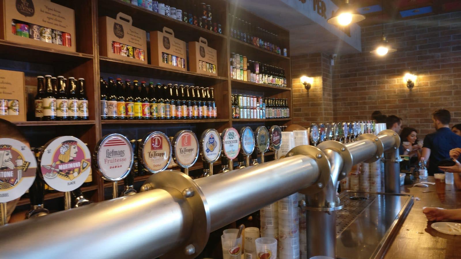 BAM Brewery: la Birra d'Abbazia a Milano