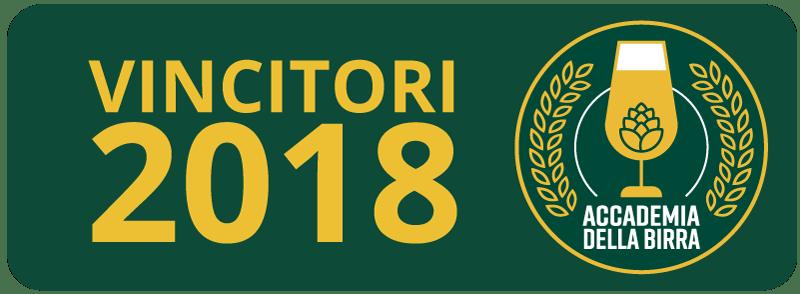 Vincitori Accademia della Birra 2018 Il mondo della birra