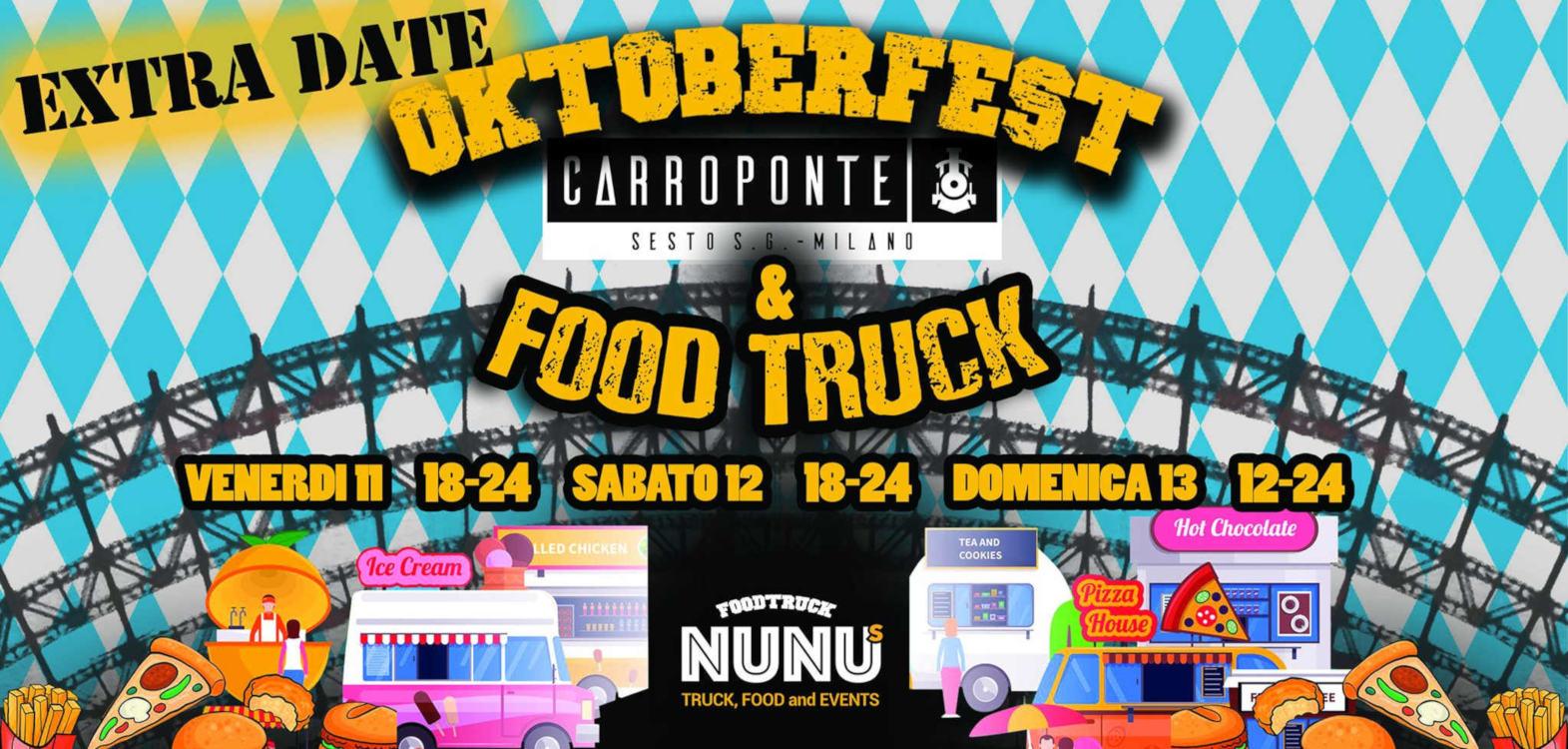 oktoberfest carroponte 2019
