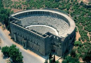 aspendos-antik-kenti