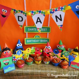 kids birthday party supplies