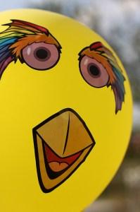 ideas for birthday balloons