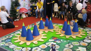 kids birthday party games