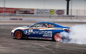 2013-Hyundai-Genesis-Coupe-left-side-Rhys-Millen-Racing-2012-Formula-Drift-2