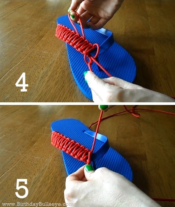 Flip Flop Tutorial 4 - 5