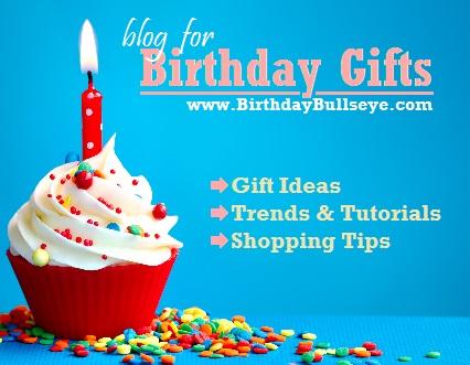 Birthday Gift Cupcake