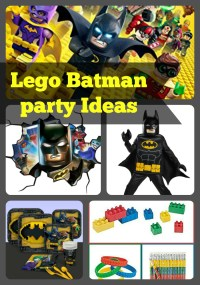 Lego Batman Birthday Party Ideas and Themed Supplies ...