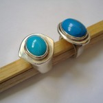 Turquoise_and_silver_rings
