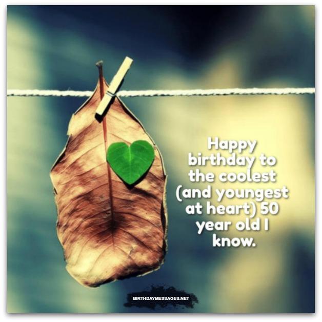 50th birthday wishes birthday