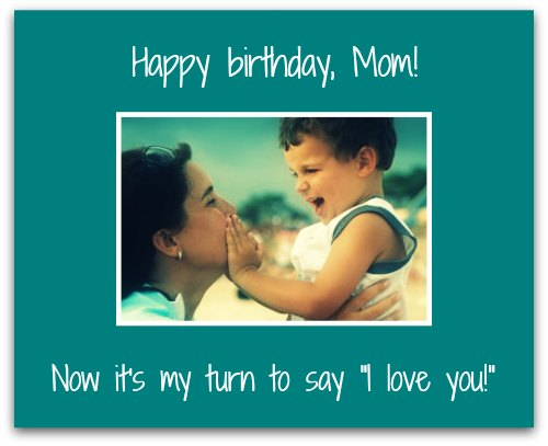 Mom Birthday Wishes Page 3