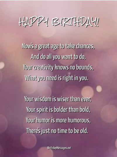 Birthday Poems Original Poems For Birthdays