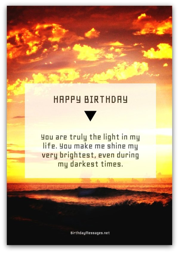 Inspirational Birthday Wishes Page 2