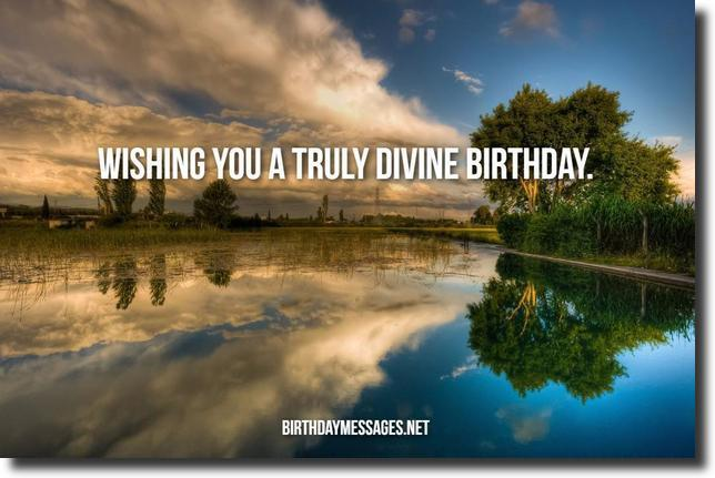 Religious Birthday Wishes 60 Religious Birthday Messages