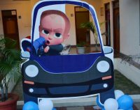 Boss baby theme party planner | Delhi, Gurgaon | Birthday ...